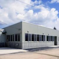 いなほ化工株式会社 富山工場分析室棟及び詰所