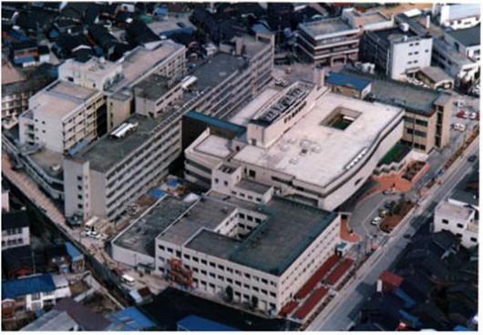 厚生農業協同組合連合会 厚生連高岡病院診療棟