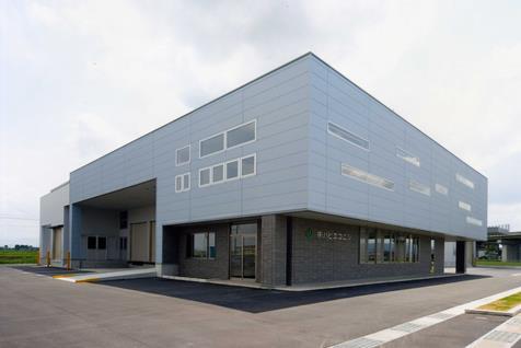 株式会社パピエコニシ移転新築工事