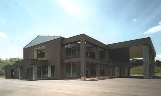 マルワ製版印刷 小矢部工場