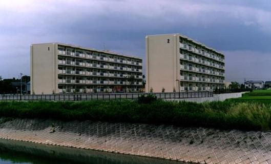 雇用促進住宅高岡宿舎