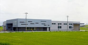 (株)マスオカ 第三工場