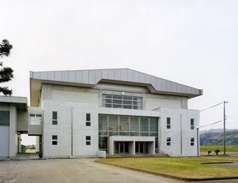 福岡中学校 体育館